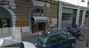 bar via Magenta, Roma (foto da google maps)